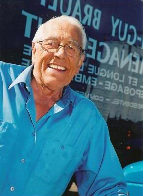 Jean-Guy Brault, fondateur de Brault Déménagement