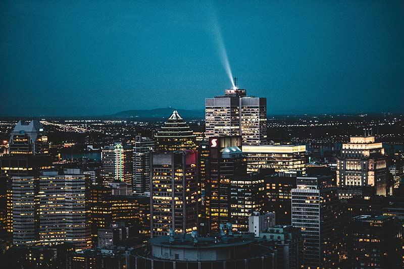 déménagement à Montréal - Centre-Ville